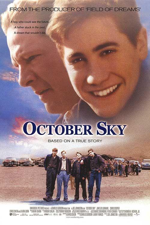 october sky film reveiw essay