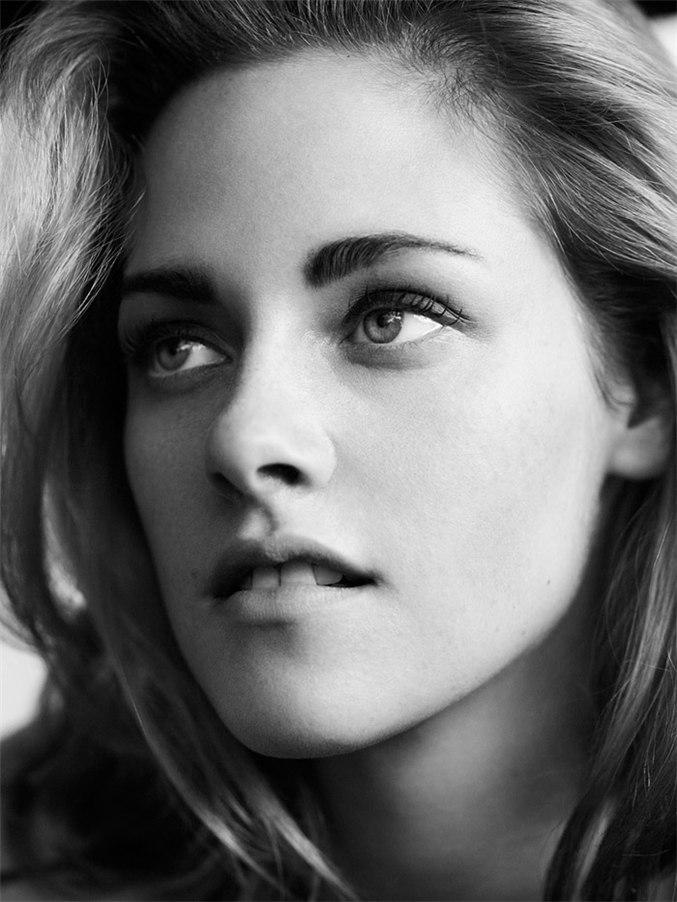 модель Кристен Стюарт / Kristen Stewart, фотограф Mario Testino