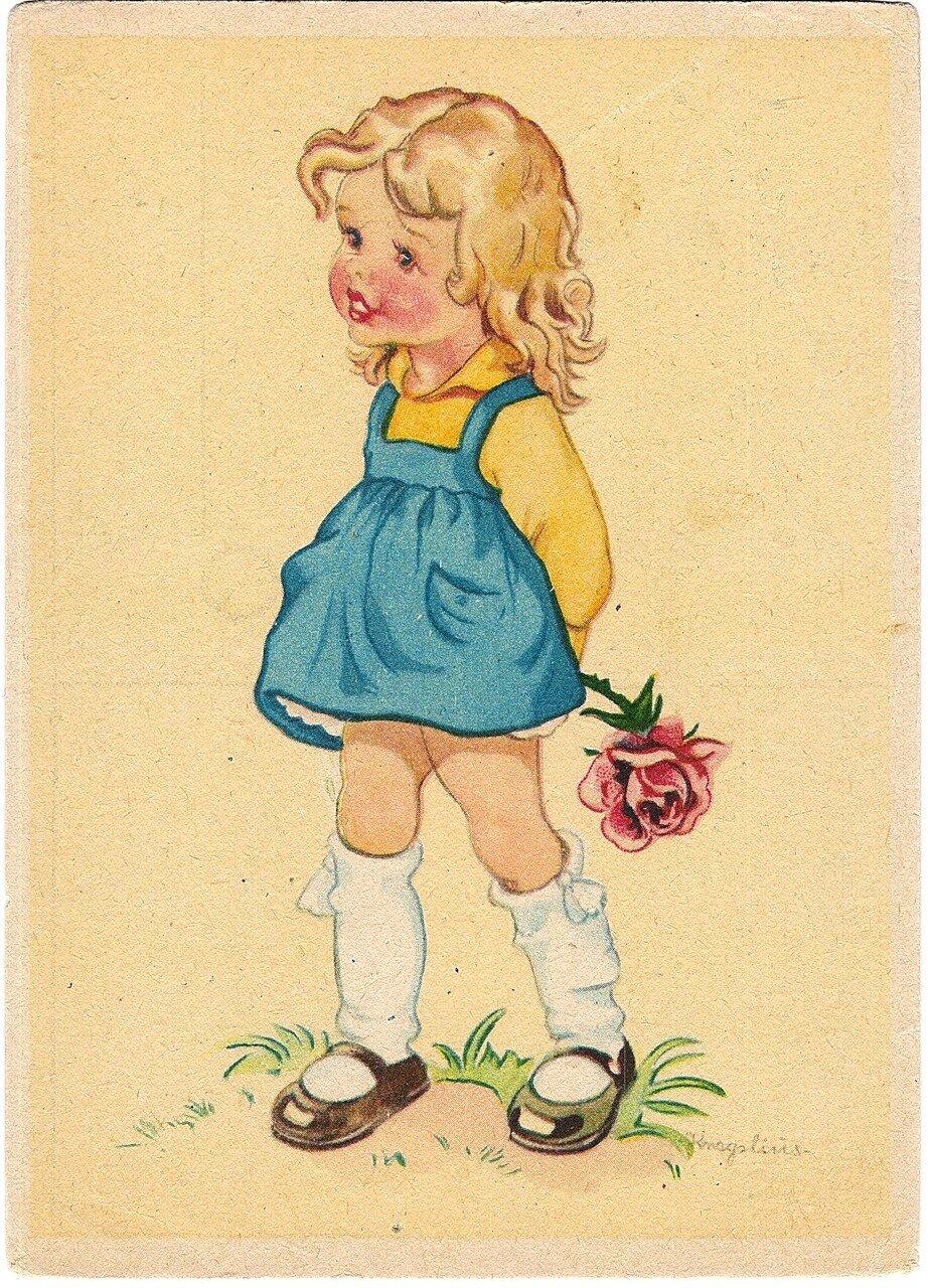Юбилеем для, картинки детские советские