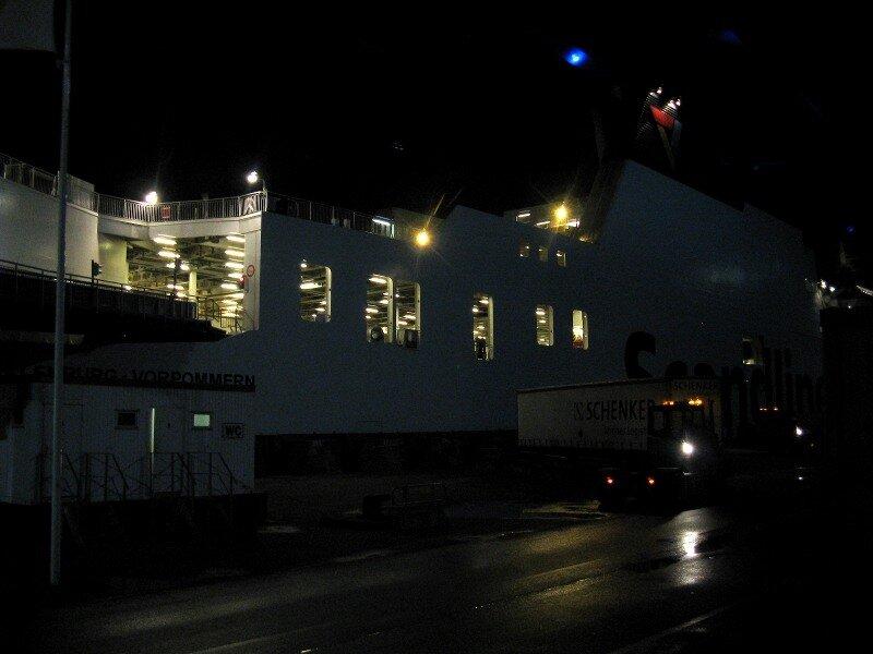 Mecklenburg-Vorpommern ferry