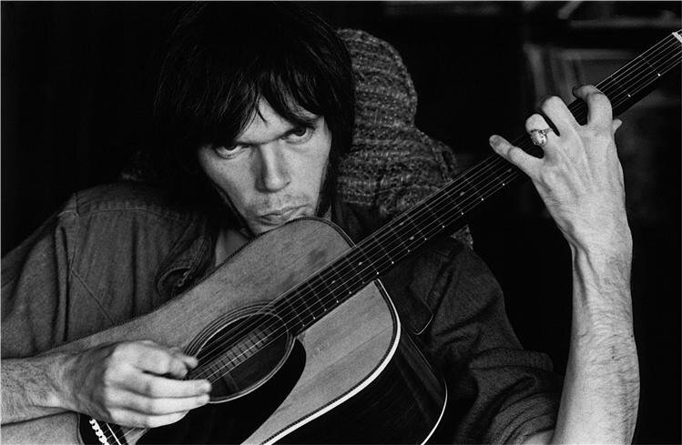 Neil Young, 1970