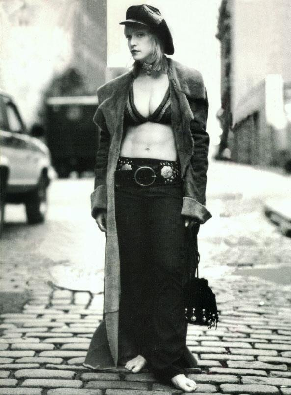 Madonna; Vogue 1992 by Meisel
