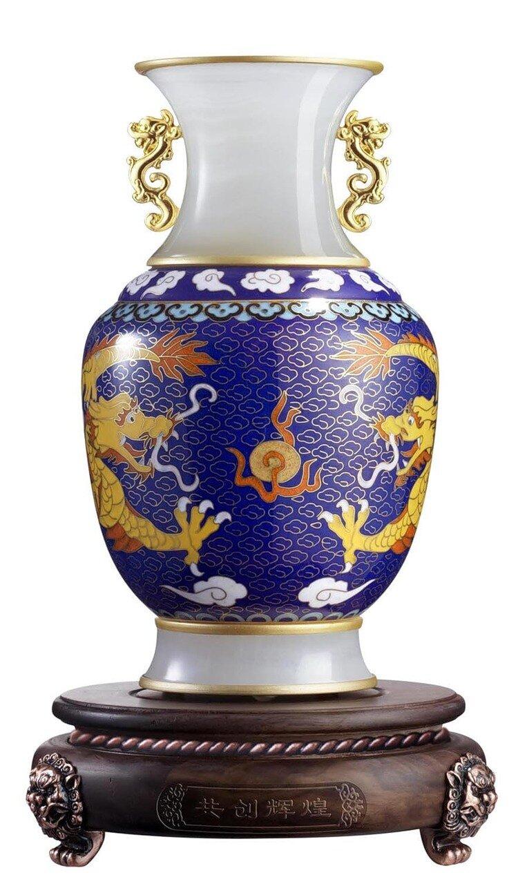 нефрит вазы
