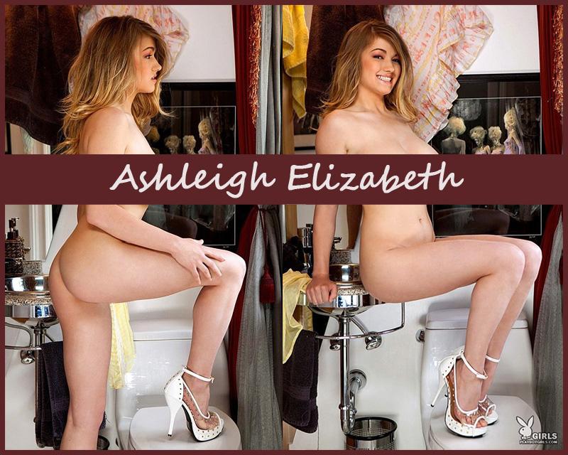 Пышногрудая Ashleigh Elizabeth