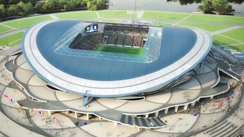 Fifa World Cup 2018 Stadiums Skyscrapercity