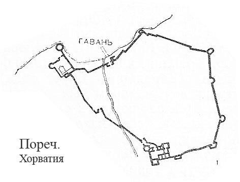 Ратуша в Познане, план