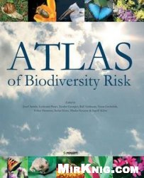 Книга Atlas of Biodiversity Risk