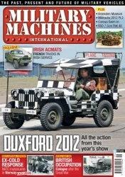 Журнал Military Machines International №9 2012