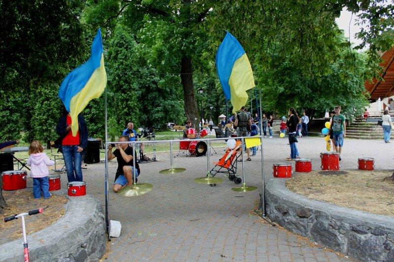 мариинский парк киев