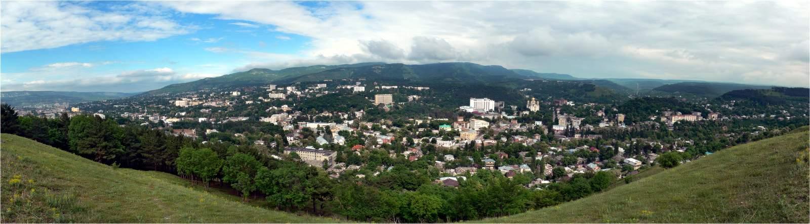 Город Кисловодск