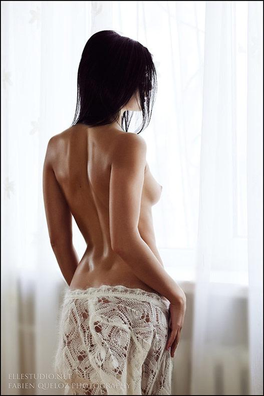 фотомодель Инна Микитась
