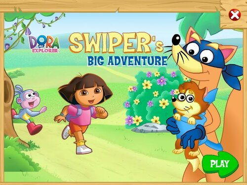 Download Dora the Explorer: Swiper's Big Adventure!