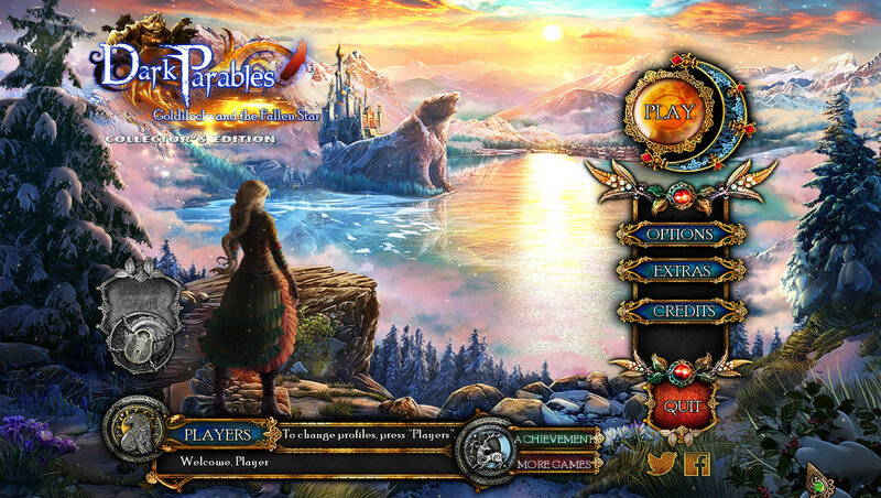 Dark Parables: Goldilocks and the Fallen Star CE
