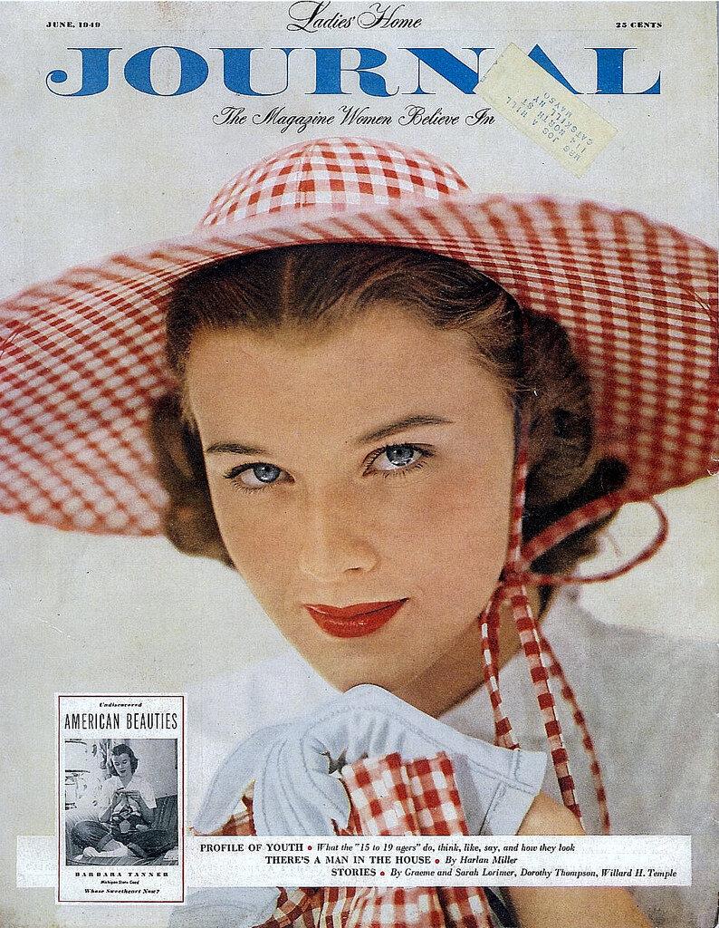 1949 Ladies Home Journa