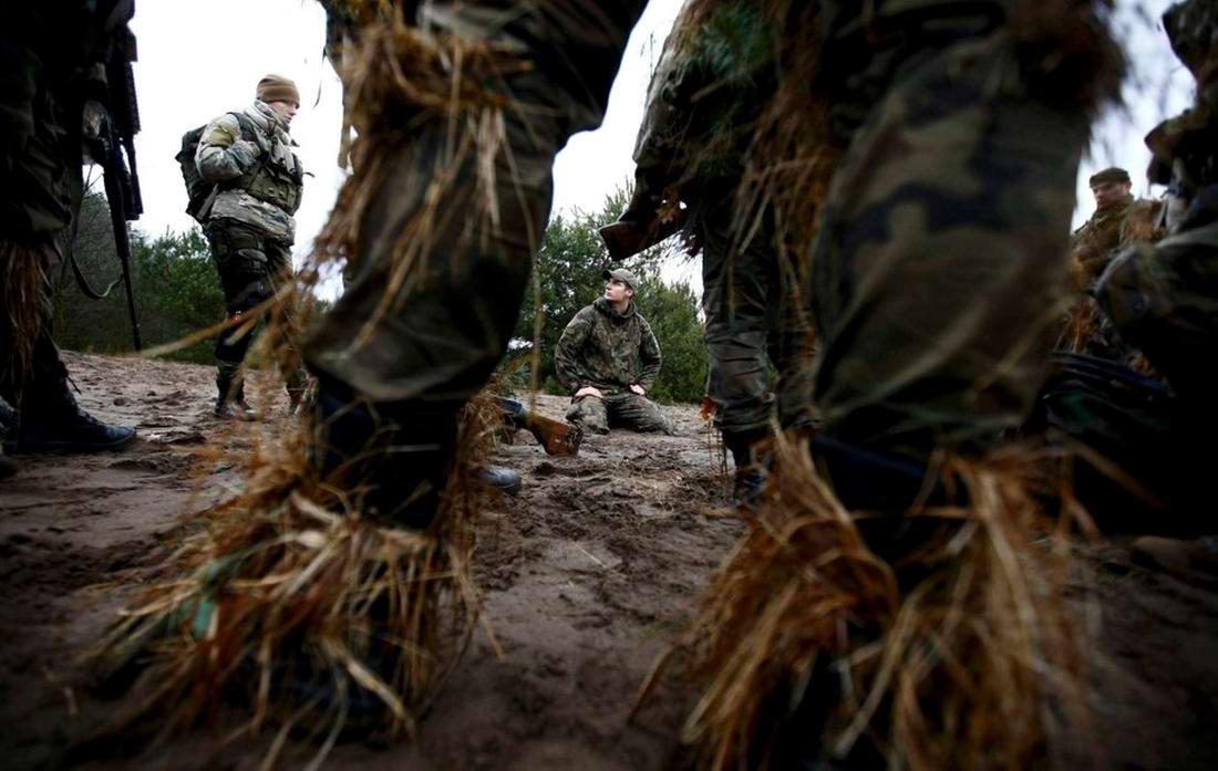 Военизация по-польски: Назло Европе и в угоду Америке (16)