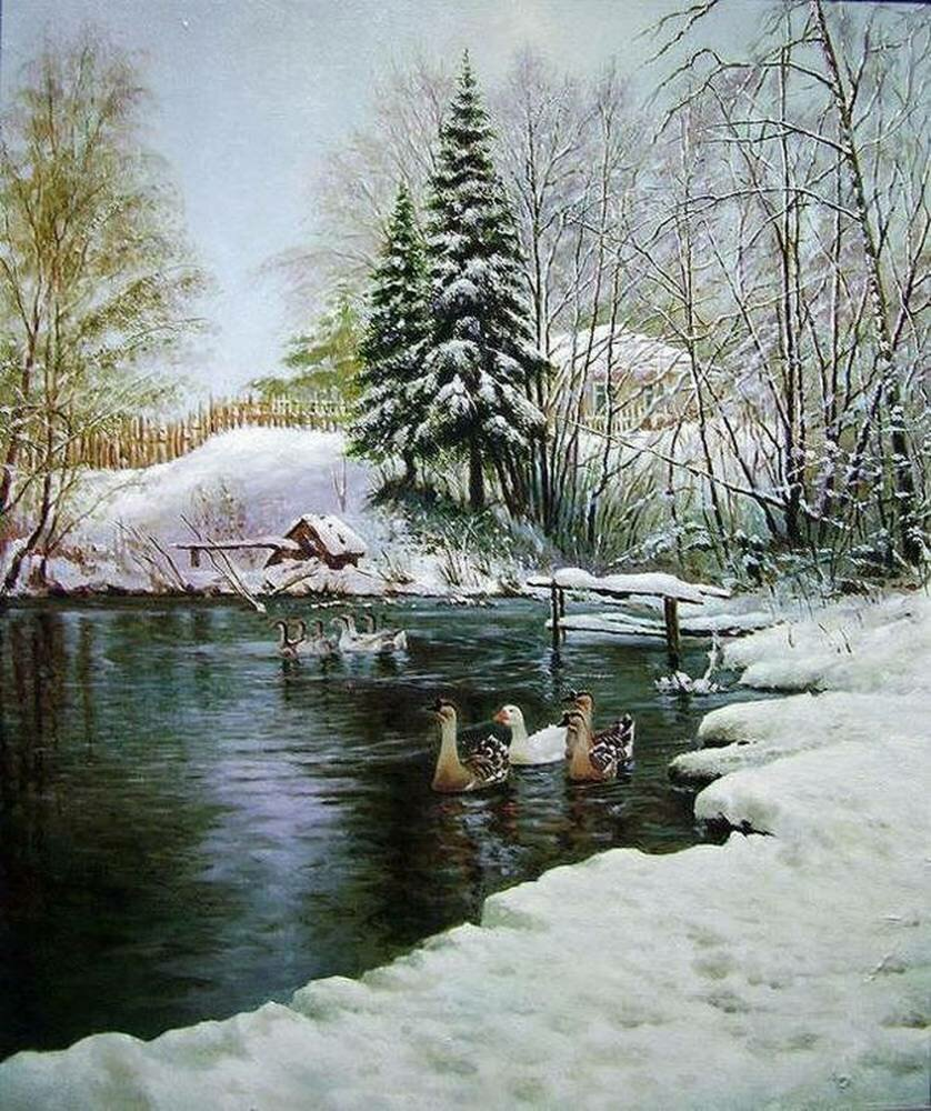 Олег дмитриевич кулагин картина