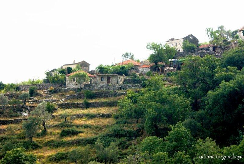 Дома над долиной