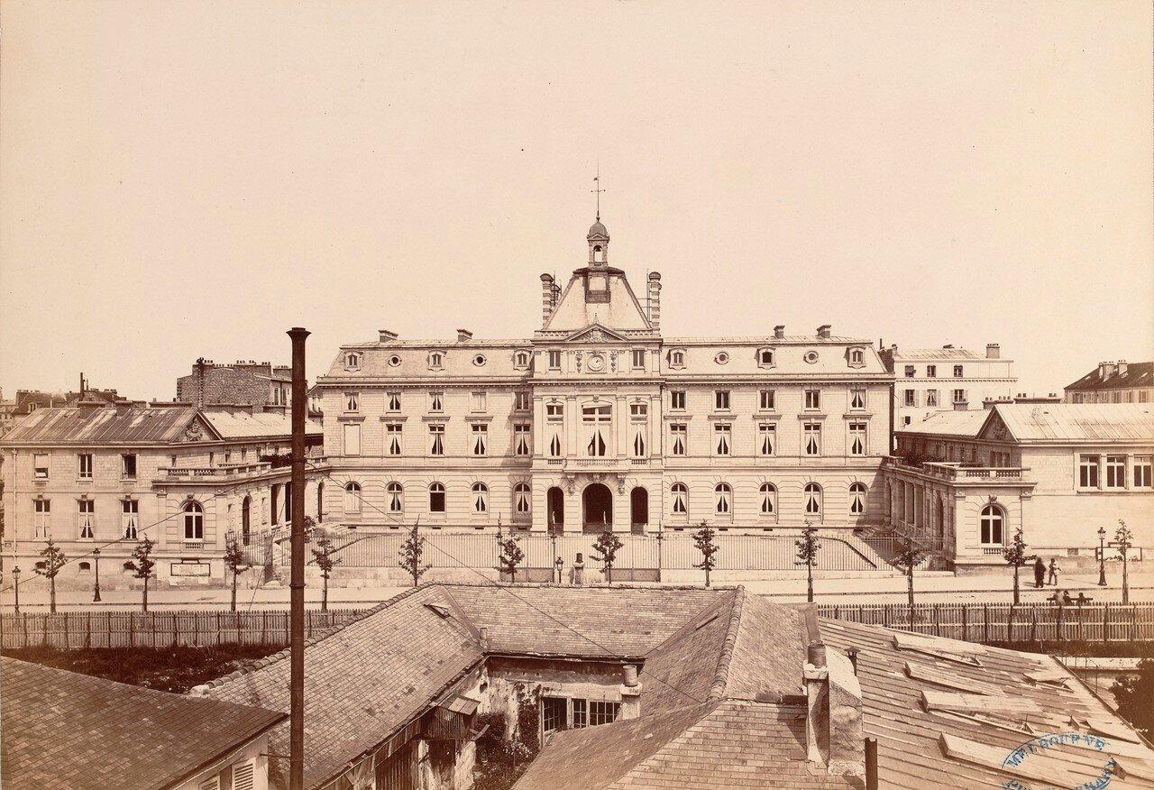 1877. Мэрия 15 округа