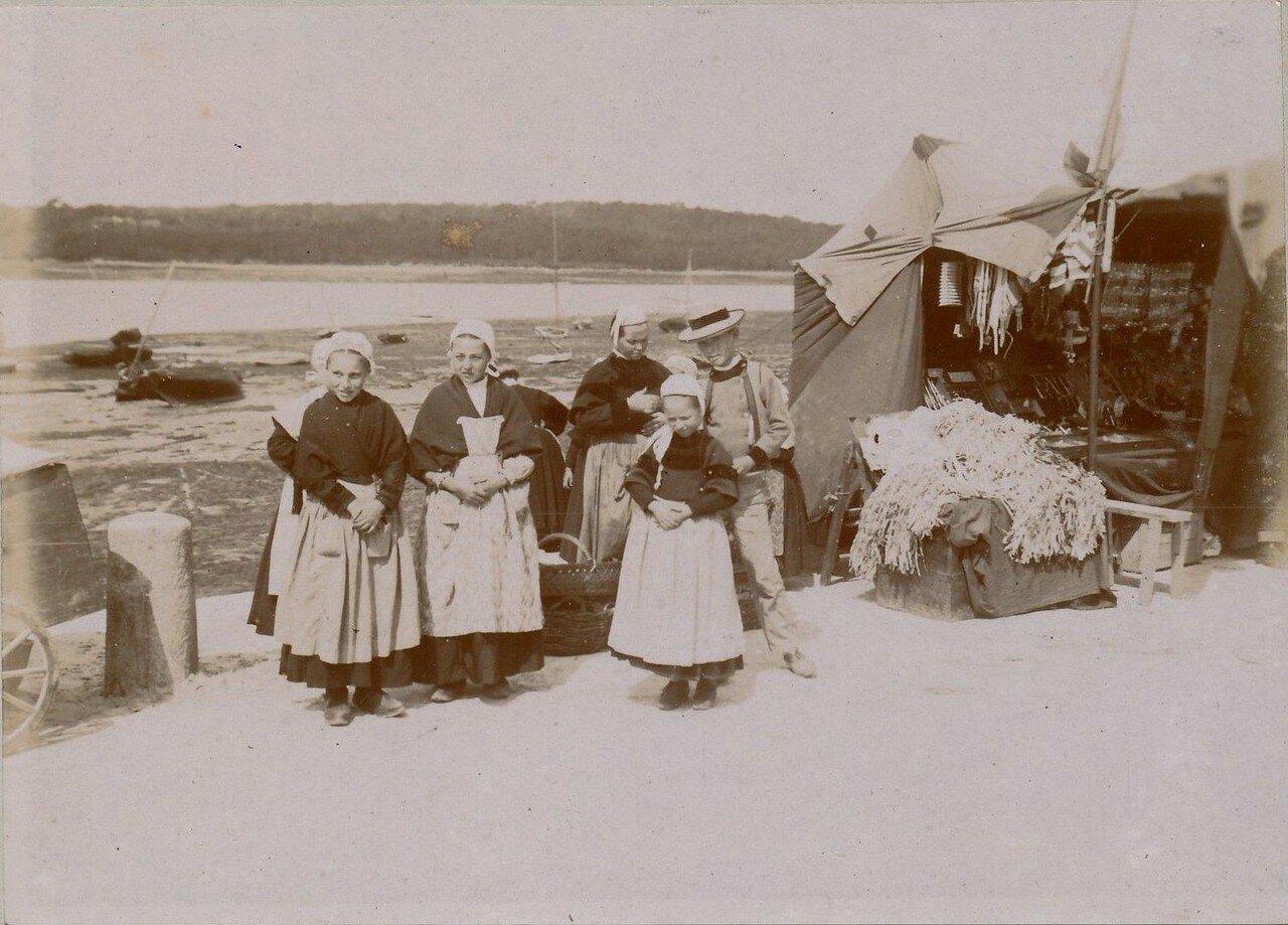 1900. Дети