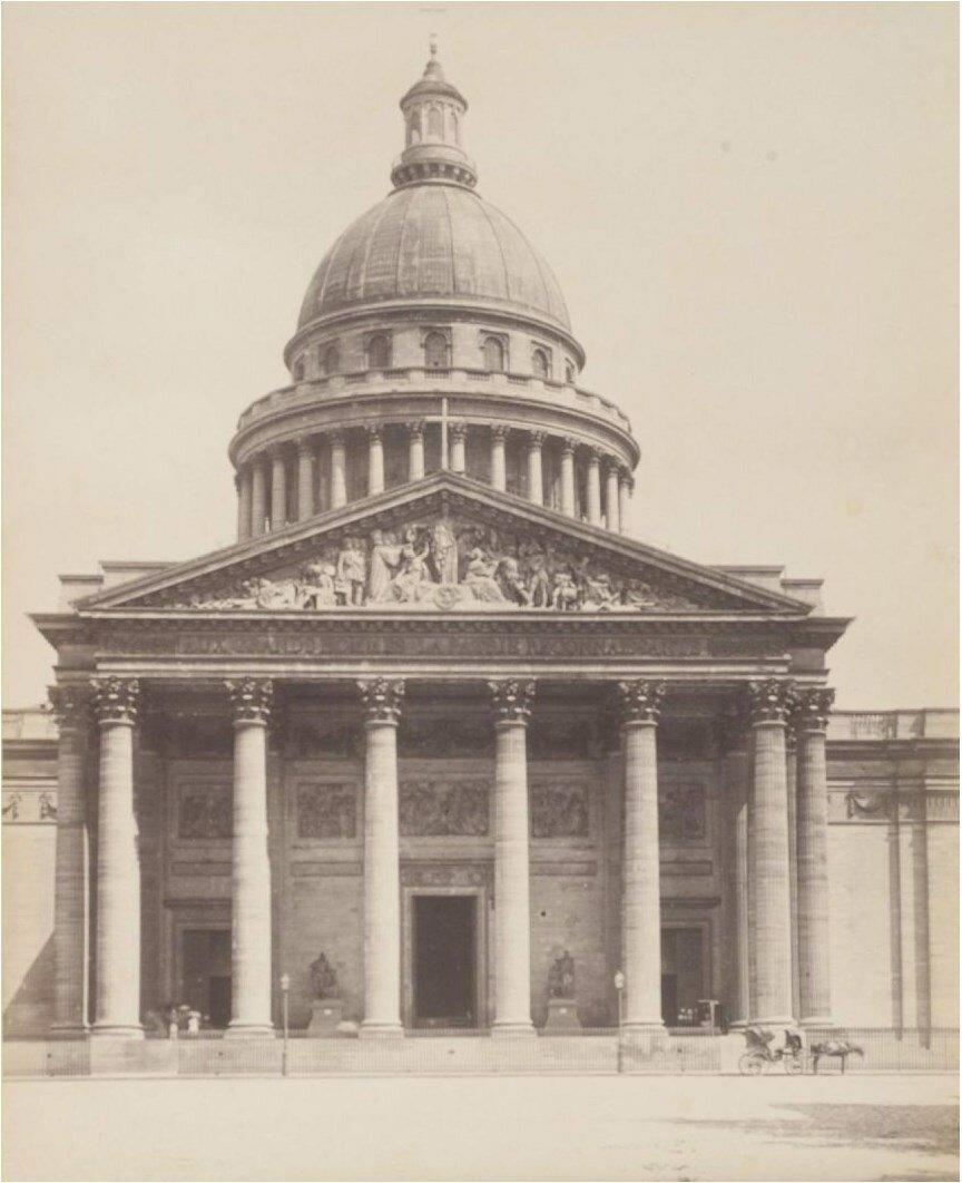 1875. Пантеон
