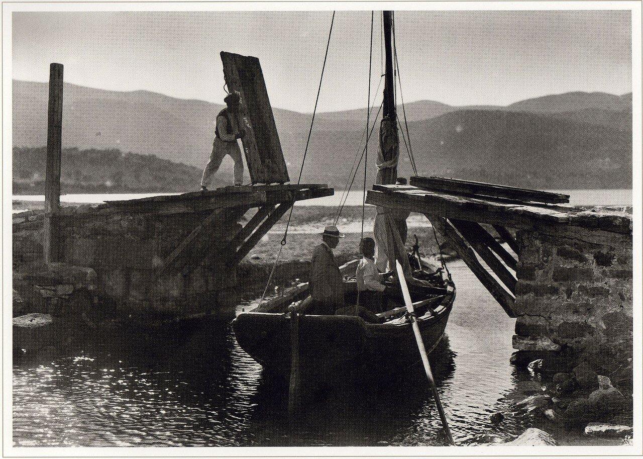 1918. Крит. Спиналонга