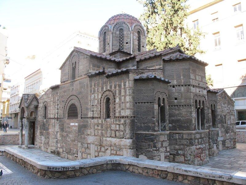 Афинский репортаж-3
