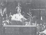 Звучит «Партизанская песня». На церемонии открытия памятника Неизвестному партизану в Вогезах в 1965 году