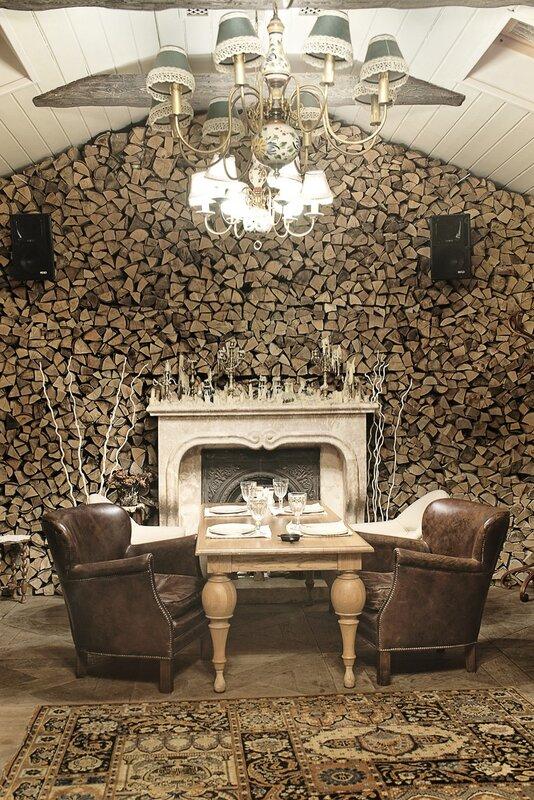 удивительно красивые интерьеры ресторана Дед Пихто. фотосъемка для сайта