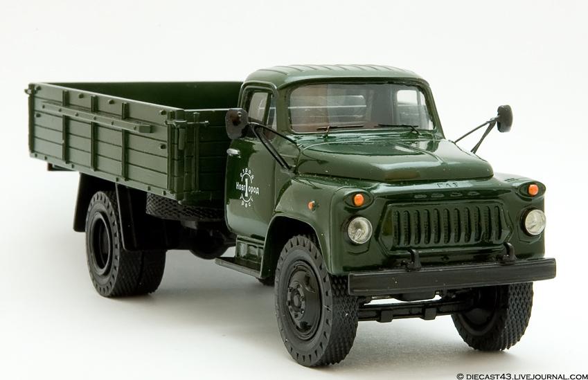 ГАЗ-53А ALF (Мастерская Альф, г.Николаев)