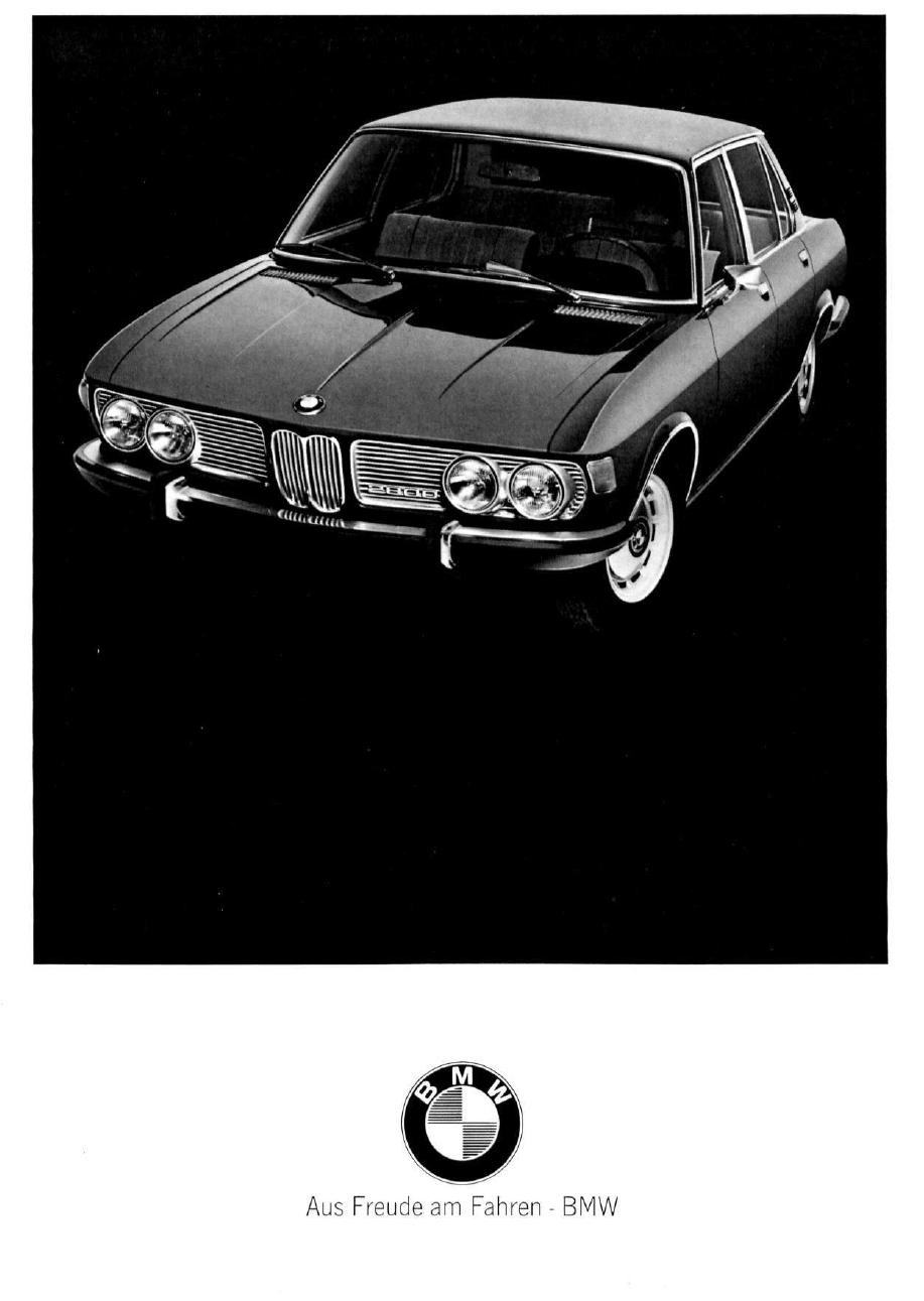 BMW E3 adv