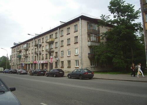 ул. Пограничника Гарькавого 24к1