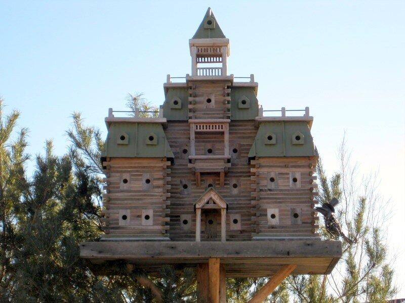 Дворцы-скоречники John Looser