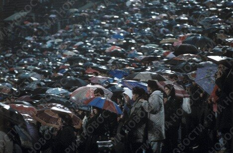 Конерт Майкла Джексона в Моске 1993 год