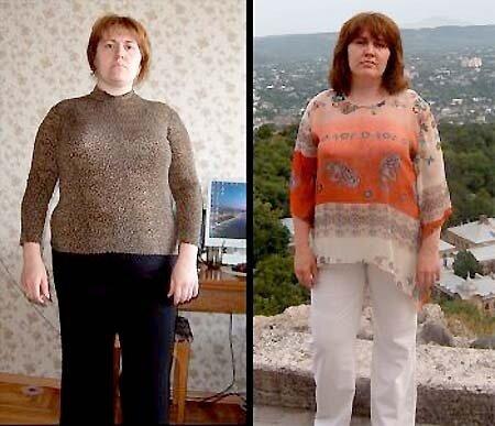Как Валентина смогла похудеть за 2,5 месяца на 10 килограмм?
