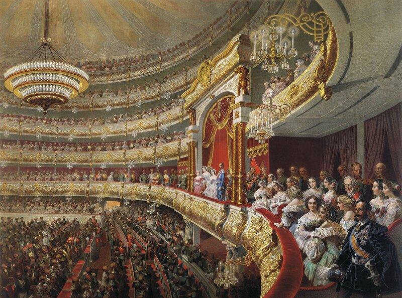 Картинки опера театр