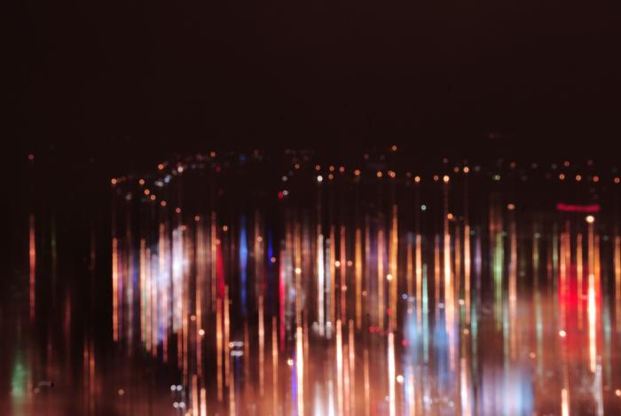 огни города фото