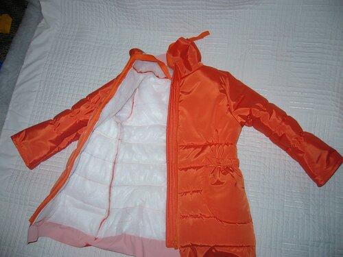 Из чего сшить зимнюю куртку 60