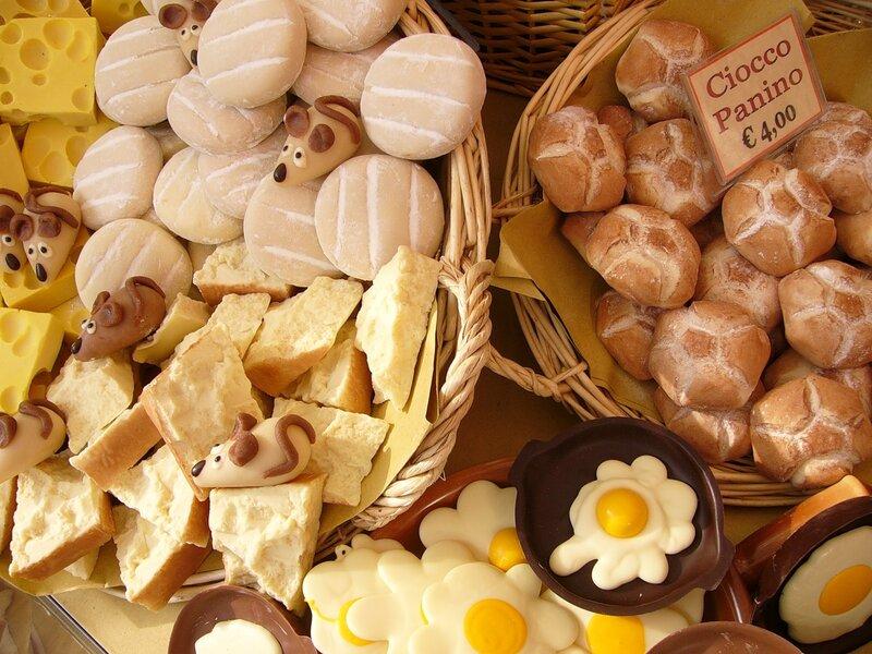 В мире существует множество шоколадных музеев.