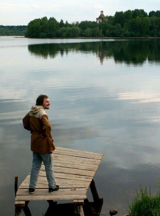 Юра на Лозском озере