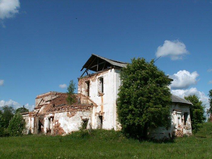 Храм в с. Ульянкино