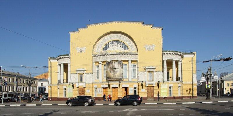 В Ярославле состоится седьмая  церемония награждения лауреатов премии Людвига Нобеля.