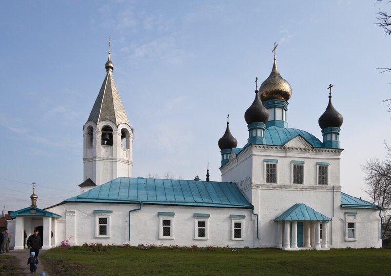 Церковь Казанской иконы Божьей Матери (1708)