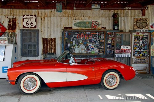 американские автомобили, ретроавтомобили, сша, музей, дорога 66, route 66