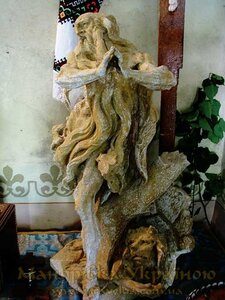 Святий Онуфрій.Остання робота Іоана Георгія Пінзеля