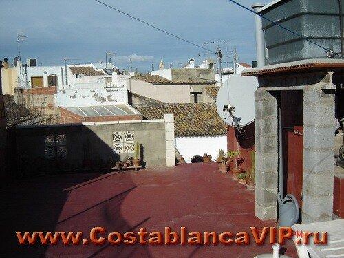 таунхаус в Oliva, costablancavip, недвижимость в Испании, таунхаус в Испании, коста бланка