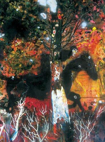 Daniel Richter - Trevelfast - 2004 - Oil on canvas