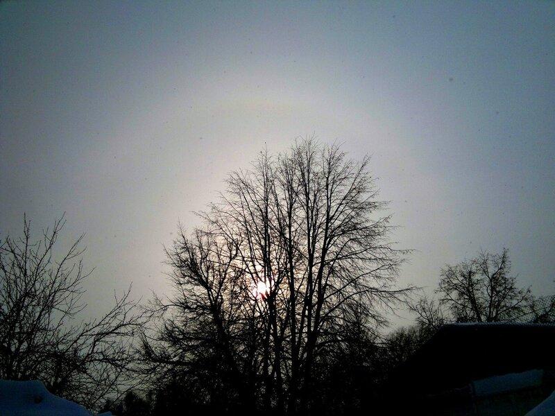 Гало 09.02.2011