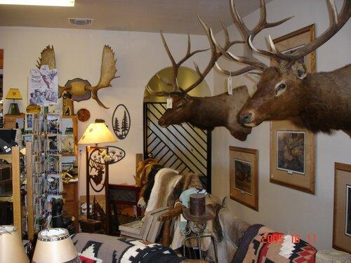 Магазин индейцев навахо.