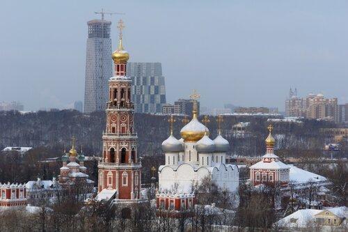Новая и Старая Москва