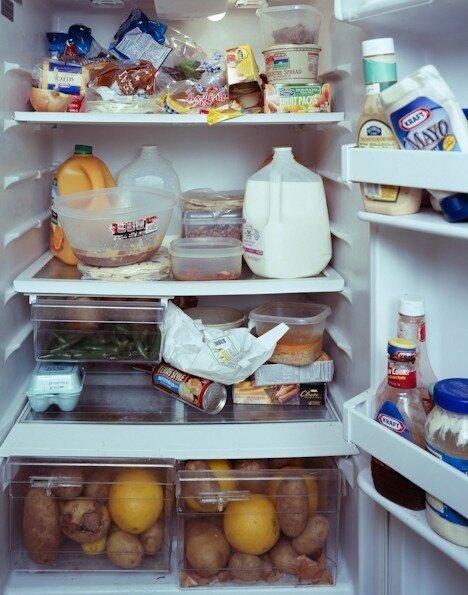 что в холодильнике